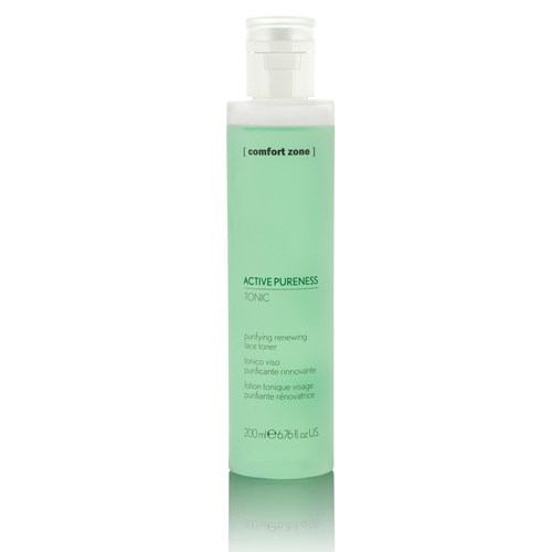 Comfort zone active pureness tonic body soul for Active salon supplies